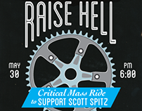 Raise Hell Poster