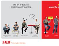 SUN BUSINESS 2013 Branding - Proposed