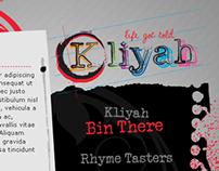 Kliyah Website