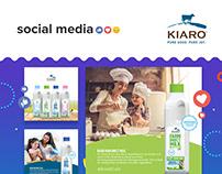 Kiaro | Social Media | Farm Direct Milk