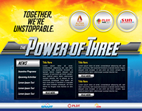 SUN BUSINESS Power of Three