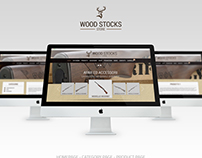 WoodStocks Store