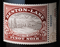 Benton-Lane Winery (Huneeus Vintners) Packaging & Logo