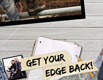 WRANGLER Get Your Edge Back
