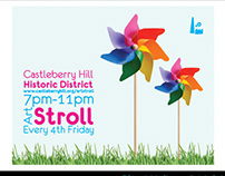 "Castleberry Hill ""Art Stroll"""