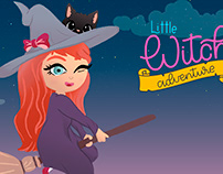 Litte Witch Adventure
