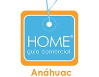 Home Guía Comercial - Ed. Anáhuac