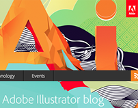 Adobe Illustrator blog