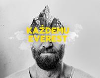 KAZDEMU EVEREST • theater poster & branding