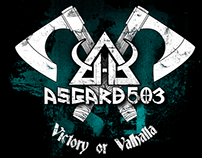Asgard 503 Shirt Designs