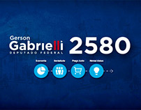 Campanha - Gerson Gabrielli