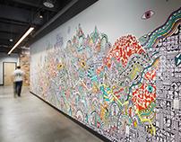 C3 Presents Mural
