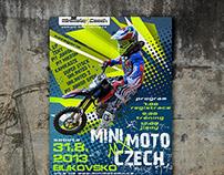 Mini Moto MX Czech [poster series]