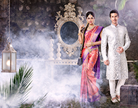 Traditional Indian Fashion Shoot | Picture Den Curated