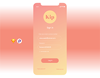 Daily Ui 001-Sign Up