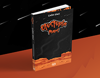 Otostopla Mars | Book Cover