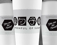Spoonful Of Sugar Café - Visual Identity