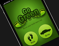 Go Green Iphone app