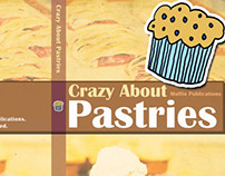 Crazy About Pastries (Recipe Book Illustration)