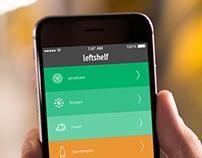 LeftShelf iPhone App