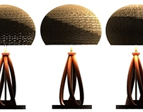 Ubur Table Lamp
