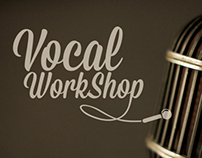 Logo for Vocal Work Shop