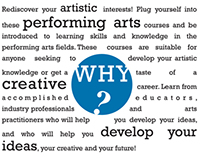 Performing Arts Courses (KDU University College)