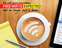 SUN BUSINESS Fixed WiFi Kit Ad