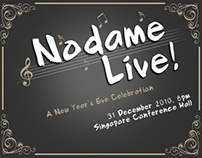 Nodame Live! A New Year's Eve Celebration