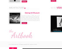 THE ARTBOOK ONLINE NEWSLETTER / MAY2012