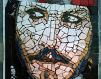 Jack Sparrow - mosaic
