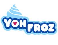 Yoh-gurt Froz   Yoh Froz