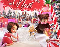 Noël Jouet Carrefour Market 2013