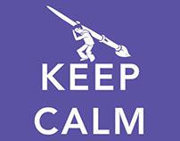 Keep calm &