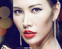 [Chụp Ảnh Quảng Cáo] Asian Beauty - Lip on Lip