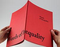 ISTD 2018 - Words of Inequality