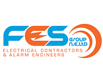 Branding: FES Group Electrical Contractors