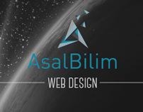Asal Bilim Web Design
