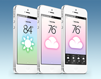 Tempº - A simple weather app for simple people.