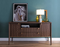 Sideboard-New Classic by Dantone Home