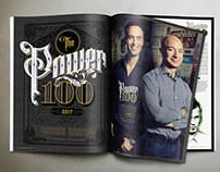 Billboard Magazine Power 100