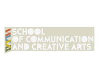 School of Communication and Creative Arts Logo