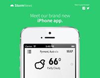 StormNews eNewsletter Template