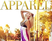 BLACK SUMMER IN APPAREL MAG