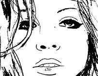 Michelle Trachtenberg Portrait