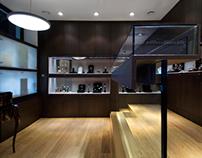 Exclusive salon- La Boutique Suisse by A+D design