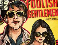 The Fantastic Adventures of Foolish Gentlemen Cover Art