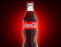 Coke Packshot