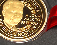 The Mandela Capture Site Medallion