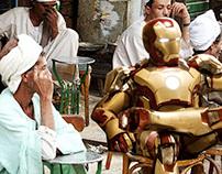 Avengers In Egypt